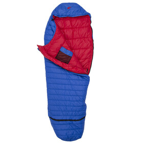 Carinthia Young Hero Sleeping Bag Blue/Red